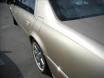 2006 Cadillac DTS for sale at Elite Motors in Knoxville TN