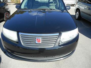 2005 Saturn Ion for sale at Elite Motors in Knoxville TN