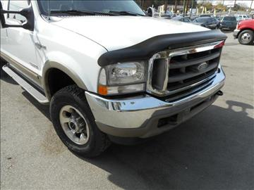 2004 Ford F-350 Super Duty for sale at Elite Motors in Knoxville TN