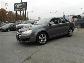 2008 Volkswagen Jetta for sale at Elite Motors in Knoxville TN