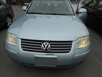 2005 Volkswagen Passat for sale at Elite Motors in Knoxville TN