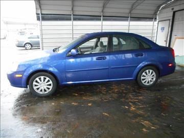 2007 Suzuki Forenza for sale at Elite Motors in Knoxville TN