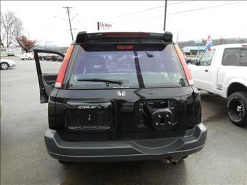1997 Honda CR-V for sale at Elite Motors in Knoxville TN