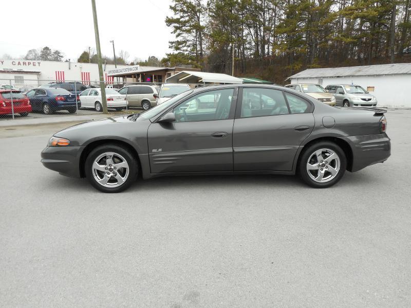 2003 Pontiac Bonneville for sale at Elite Motors in Knoxville TN