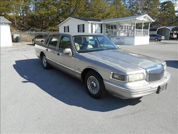 1995 Lincoln Town Car for sale in Knoxville, TN