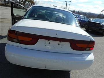 2000 Saturn S-Series for sale at Elite Motors in Knoxville TN