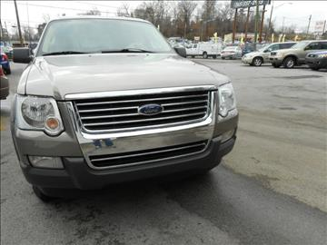 2006 Ford Explorer for sale at Elite Motors in Knoxville TN