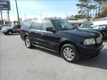 2004 Lincoln Navigator for sale at Elite Motors in Knoxville TN