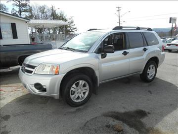 2007 Mitsubishi Endeavor for sale at Elite Motors in Knoxville TN