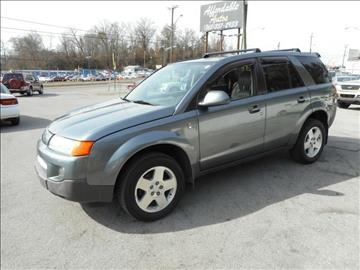 2005 Saturn Vue for sale at Elite Motors in Knoxville TN