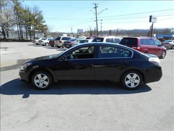 2008 Nissan Altima for sale at Elite Motors in Knoxville TN