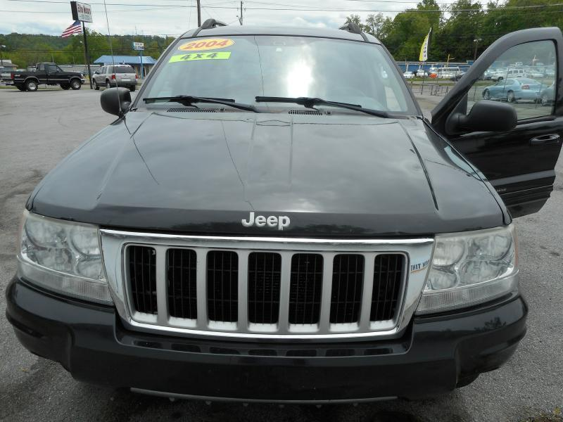 2004 Jeep Grand Cherokee Limited 4WD 4dr SUV - Knoxville TN