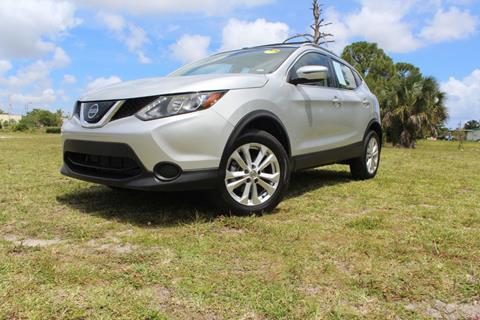 2018 Nissan Rogue Sport for sale in Deerfield Beach, FL