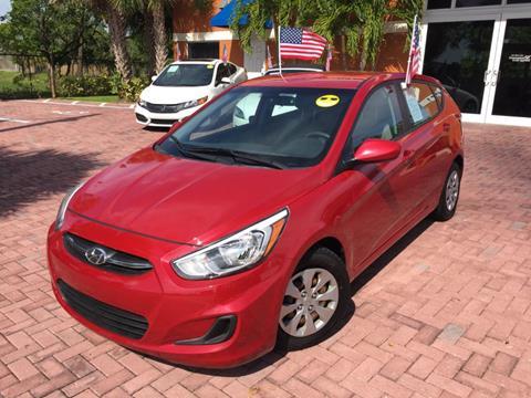 2016 Hyundai Accent for sale in Deerfield Beach, FL