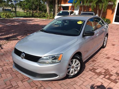 2014 Volkswagen Jetta for sale in Deerfield Beach, FL