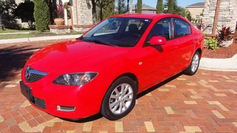 2007 Mazda MAZDA3 for sale in Lutz, FL