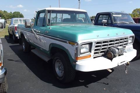 1978 Ford F-150 for sale in Lowellville, OH