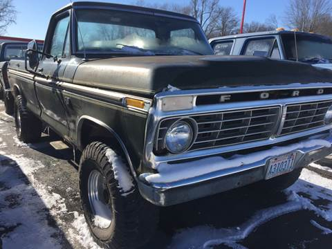 Fireball Motors Llc Used Pickup Trucks Lowellville Oh Dealer