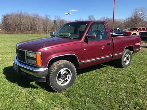 1993 GMC Sierra 1500 for sale in Lowellville, OH