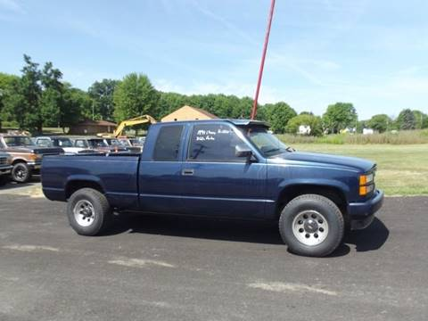 1994 GMC C/K 1500 Series for sale in Lowellville, OH