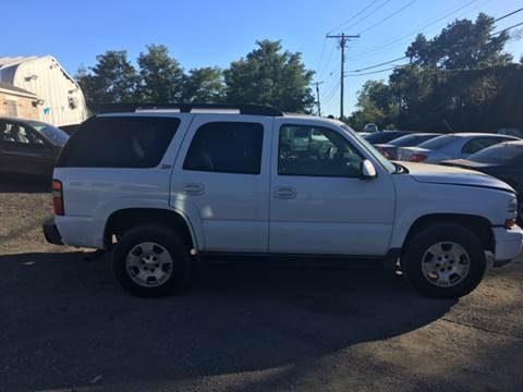 2004 Chevrolet Tahoe for sale in Laurel, MD