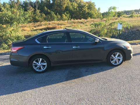 2013 Nissan Altima for sale in Laurel, MD