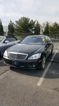2009 Mercedes-Benz S-Class for sale at Auto Discount Center in Laurel MD