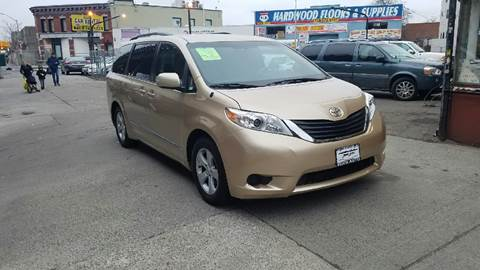 2011 Toyota Sienna for sale in Brooklyn, NY