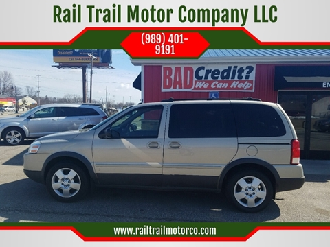 2008 Pontiac Montana for sale in Saginaw, MI