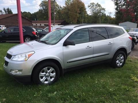 2010 Chevrolet Traverse for sale in Saginaw, MI