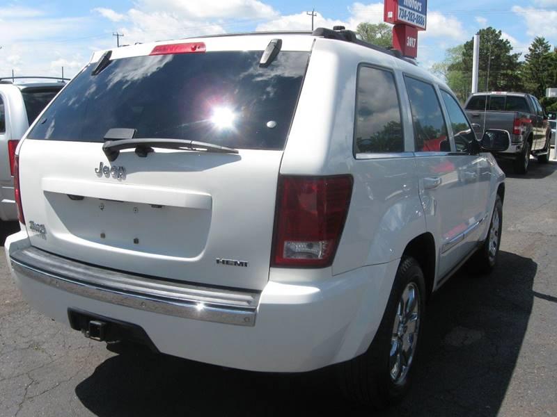 2009 Jeep Grand Cherokee 4x4 Limited 4dr SUV - Wyandotte MI