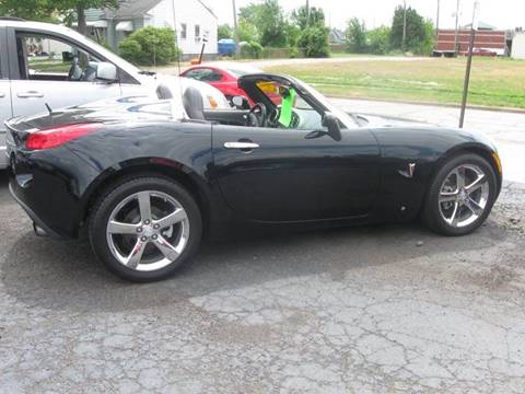 2008 Pontiac Solstice for sale in Wyandotte, MI