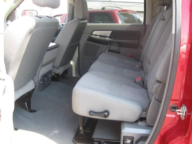 2007 Dodge Ram Pickup 1500 SLT 4dr Mega Cab 4WD SB - Wyandotte MI