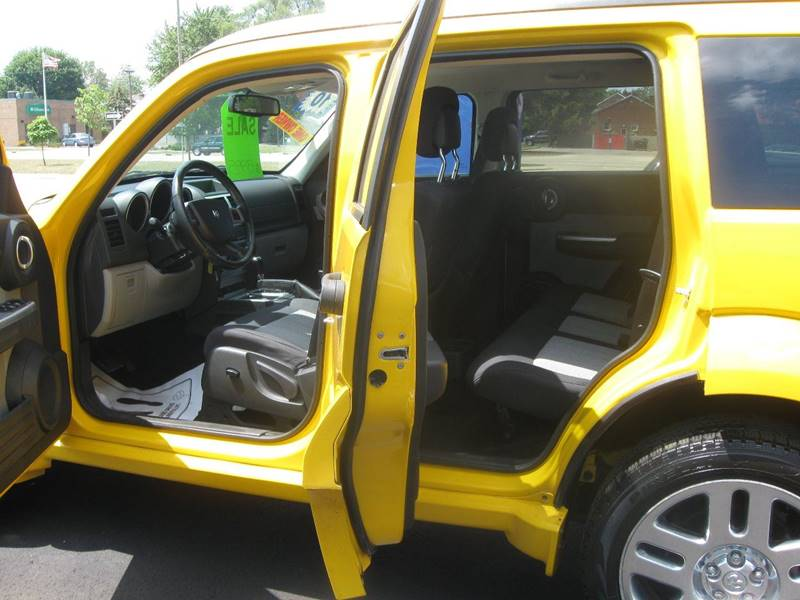 2010 Dodge Nitro 4x4 Detonator 4dr SUV - Wyandotte MI