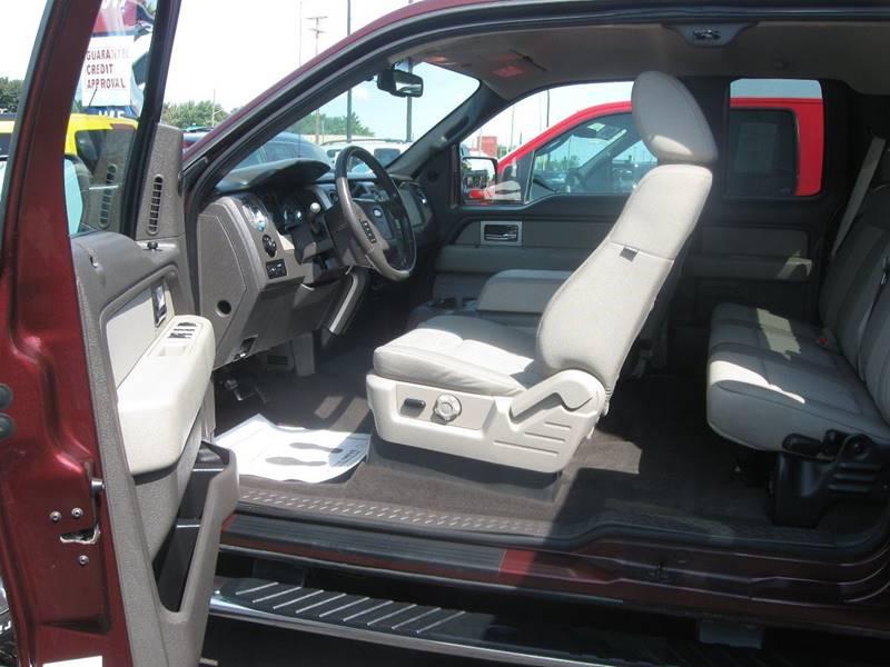 2009 Ford F-150 4x4 XLT 4dr SuperCab Styleside 6.5 ft. SB - Wyandotte MI