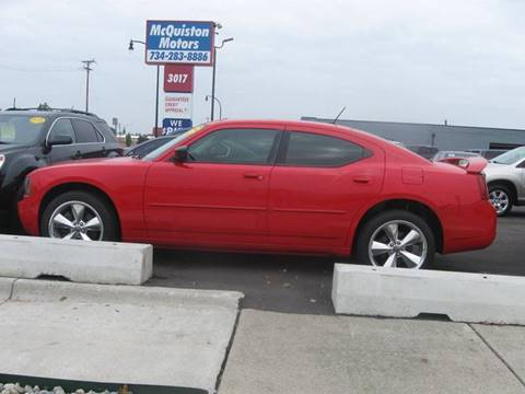 2008 Dodge Charger for sale in Wyandotte, MI
