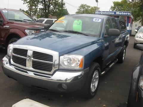 2005 Dodge Dakota for sale in Wyandotte, MI