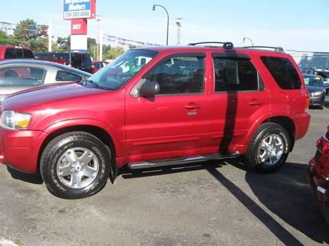 2007 Ford Escape for sale in Wyandotte, MI