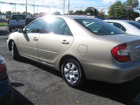 2004 Toyota Camry for sale in Wyandotte, MI