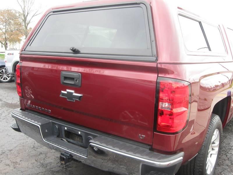 2014 Chevrolet Silverado 1500 4x4 LT 4dr Crew Cab 5.8 ft. SB - Wyandotte MI