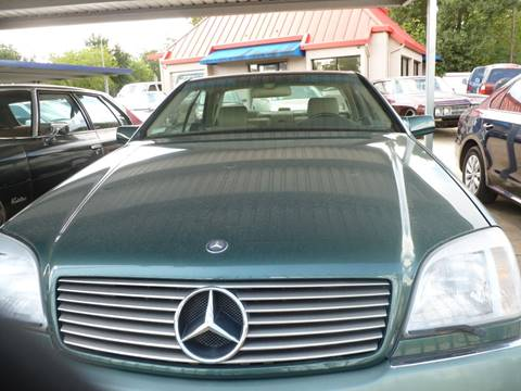 1994 Mercedes-Benz S-Class for sale at FORD'S AUTO SALES in Houston TX