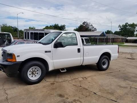 2001 Ford F-250 Super Duty for sale in Houston, TX