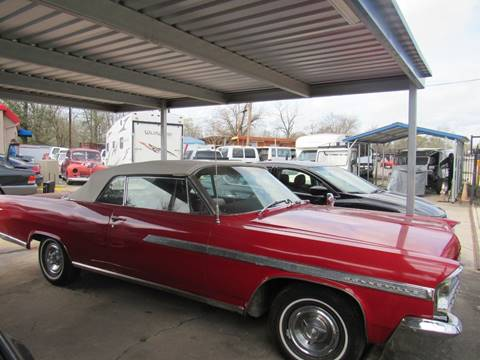1963 Pontiac Bonneville for sale in Houston, TX