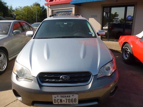 2006 Subaru Outback for sale at FORD'S AUTO SALES in Houston TX