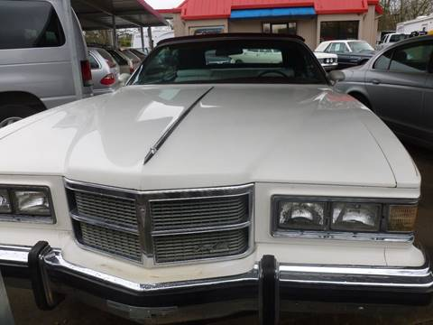 1975 Pontiac Grand Ville for sale in Houston, TX
