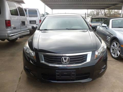 2010 Honda Accord for sale at FORD'S AUTO SALES in Houston TX