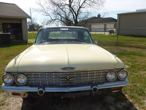 1962 Ford Galaxie 500 for sale in Houston, TX