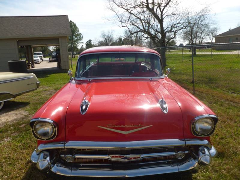 1957 Chevrolet Bel Air In Houston TX - FORD\'S AUTO SALES