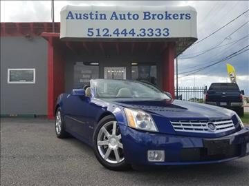 2007 Cadillac XLR for sale in Austin, TX