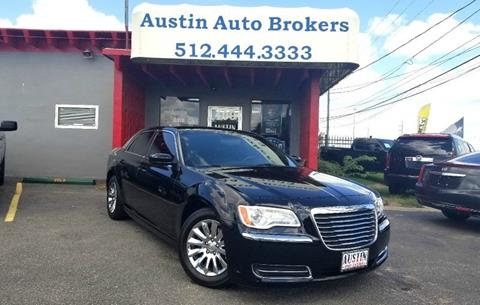 2013 Chrysler 300 for sale in Austin, TX